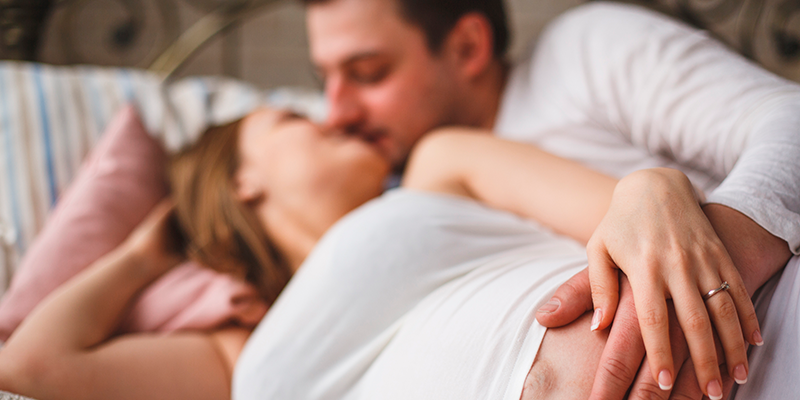 Sexo na gravidez faz mal? - Blog Inciclo