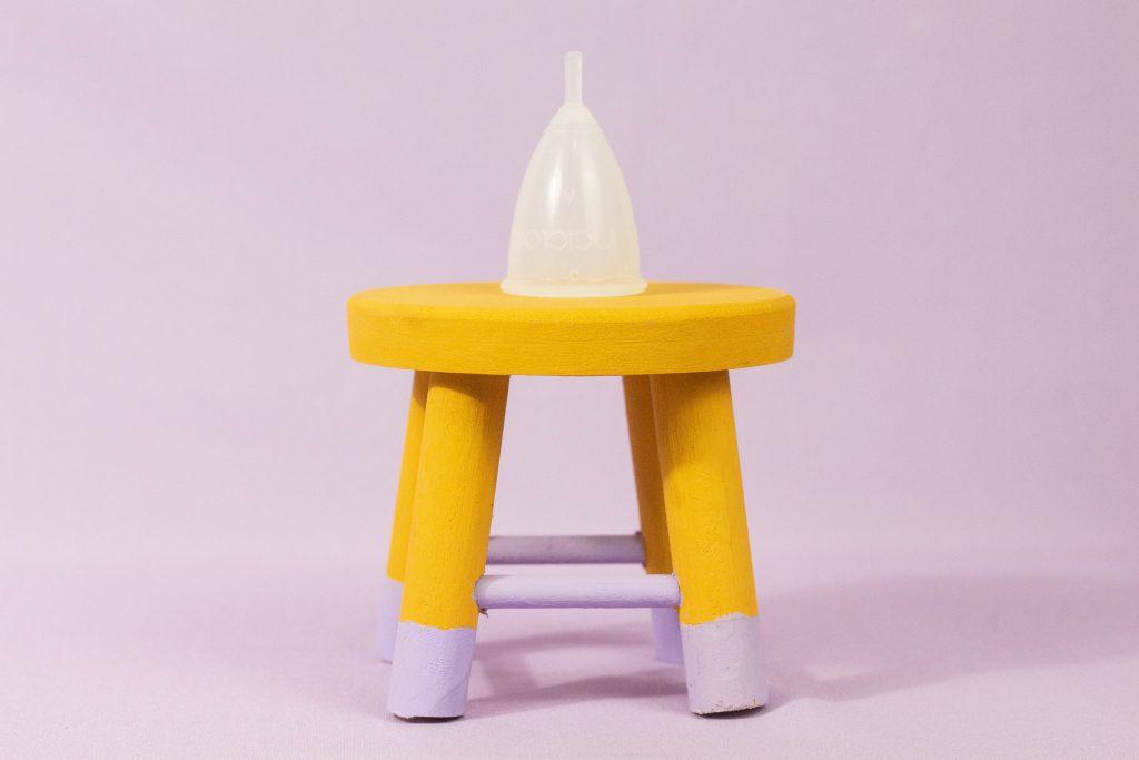 Coletor menstrual Inciclo, alternativa sustentável aos tradicionais absorventes